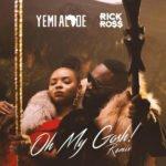 [Video]: Yemi Alade Ft Rick Ross - Oh My Gosh (Remix)