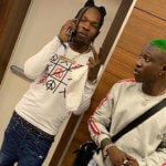 Zlatan's message to Naira Marley is the cutest you'd read today