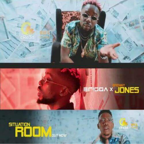Erigga – Situation Room feat. Brenny Jones [VIDEO]