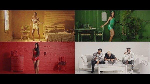 Walshy Fire – Call Me ft. Mr Eazi Kranium [New Video]