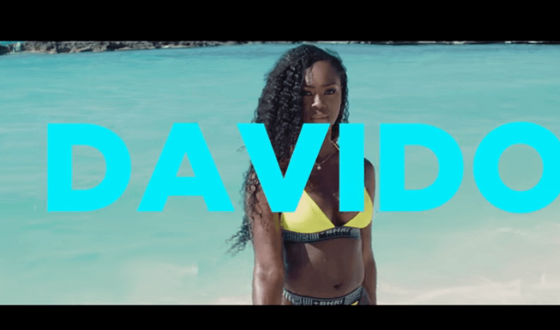 B-Red x Davido – Achie [New Video]