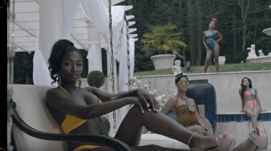 Russ feat. Davido – All I Want [VIDEO]