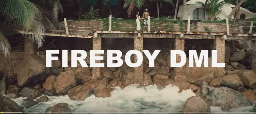 Fireboy DML – What If I Say [New Video]