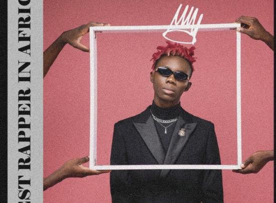 Blaqbonez – 'Best Rapper In Africa – B.R.I.A' (Diss)