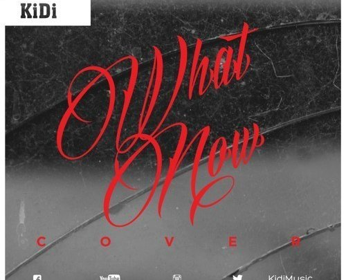 Download Mp3:- KiDi – What Now (Rihanna Cover)