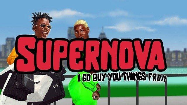 New Video: Mr Eazi – 'Supernova' (Visualizer)