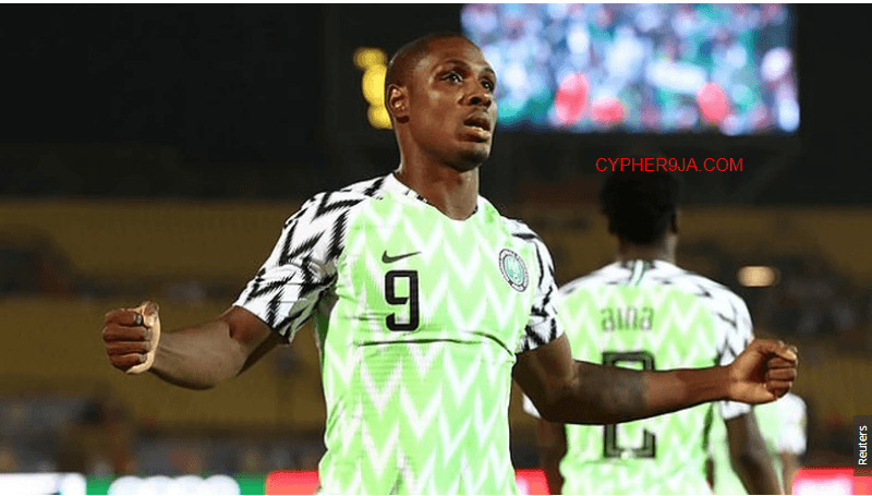Odion Ighalo calls time on his Super Eagles career due to constant abuse and death threats