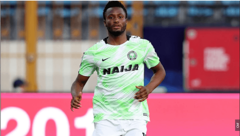 Mikel Out! Long-serving midfielder retires from the Super Eagles after 16 years in national colours