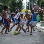 Monkey Post: A special kind of football.
