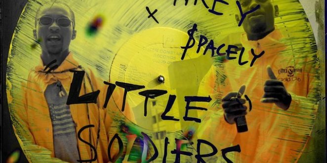 Download Mp3:- Tulenkey ft. Spacely – Little Soldiers (Prod. By Slum)