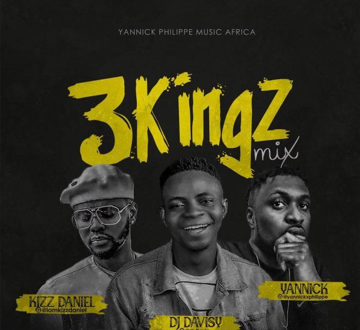 [Mixtape] DJ Davisy – Three Kings Mixtape
