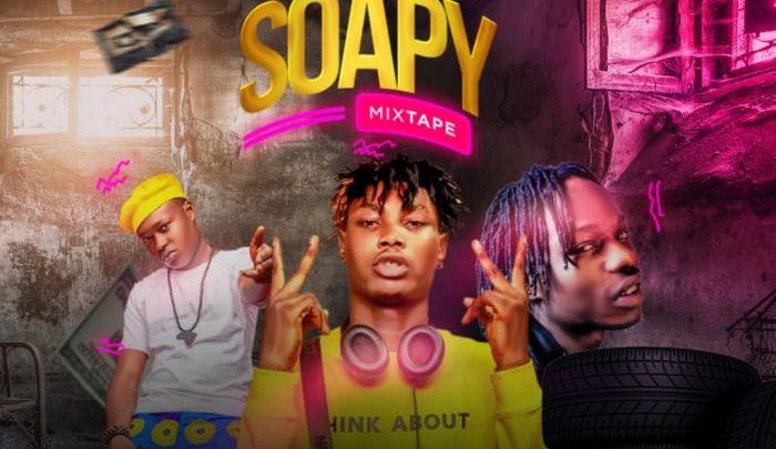 [Mixtape] DJ OP Dot – Calypso Soapy Mix