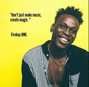 Download Music Mp3:- Fireboy DML – King