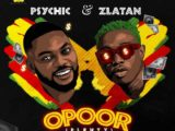 "Psychic serves up his highly anticipated single titled 'Opoor' which means Plenty. This time, Psychic collaborates with the rave of the moment, Zlatan Ibile. When two Musical Giants Teams up on a Song nothing less is expected than a megahit! The song entails a prayer ""Eleda mi! Maje Ko KpasKpasKpos"" meaning things should never fall apart. Produced by Yalababayala, mixed and mastered by Ajeonthemix. Download, listen and Enjoy!"