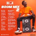DJ A4 - BOOM MIX 2 FT. NINIOLA & YCEE