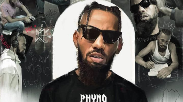 PHYNO - DEAL WITH IT (FULL ALBUM)