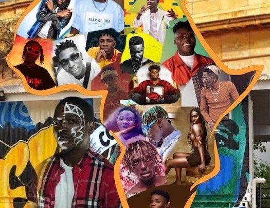 [Mixtape] Dejay Yella – Naija x Ghana Top And Hot Artist Mix