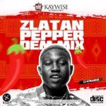 DJ KAYWISE – PEPPER DEM (MIX)