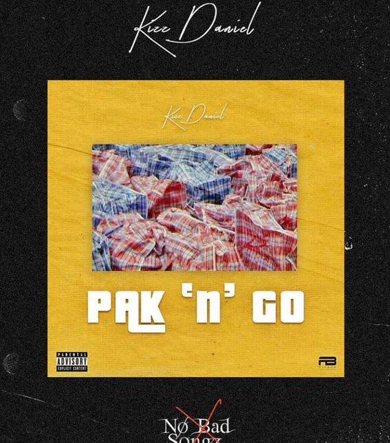 "KIZZ DANIEL – PAK ""N"" GO [SNIPPET] (PROD. DJ COUBLON)"