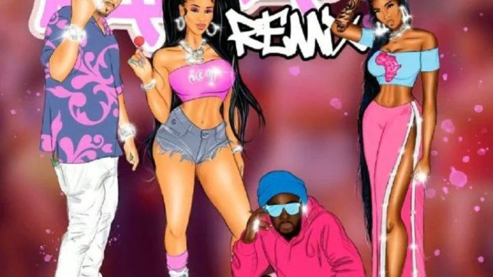 Saweetie – My Type (Remix) ft. French Montana Wale Tiwa Savage