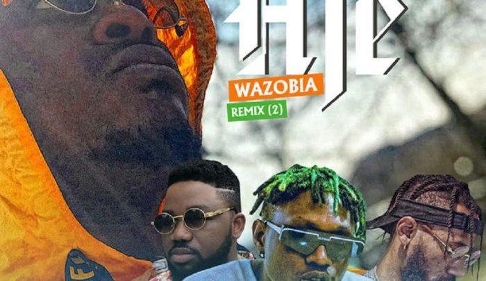 {MUSIC} Jaywon Ft. PhynO Zlatan Magnito – Aje Wazobia Remix (Part 2)