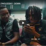 {VIDEO} MR BEE FT ZINOLEESKY – DOWN