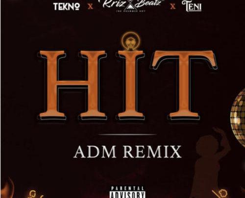 {Mp3 Download} Krizbeatz Tekno Teni – Hit (ADM Remix)