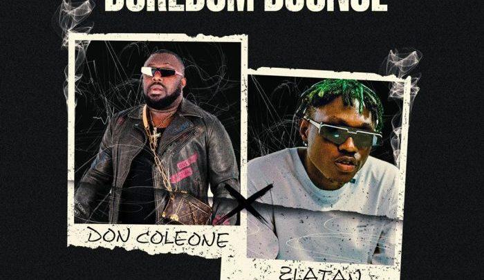 {Mp3 Download} Don Coleone Ft. Zlatan – Boredom Bounce