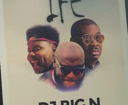 {Mp3 Download} DJ Big N Ft. Teni & Don Jazzy – Ife