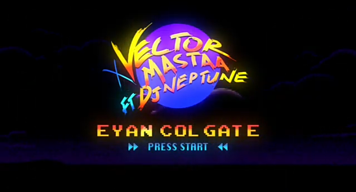 {Video} Vector & Masterkraft Ft. DJ Neptune – Eyan Colgate {Visualizer}