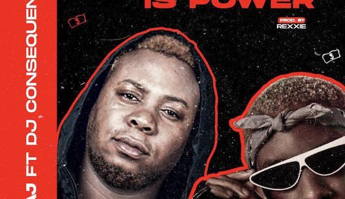 {Music} LAAJ Ft. DJ Consequence – Money Is Power