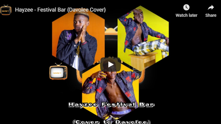 {Video} Hayzee - Festival Bar {Davolee Cover}