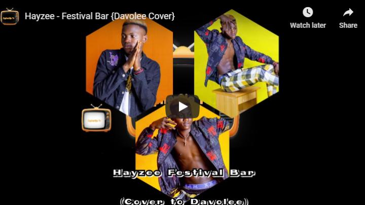 {Video} Hayzee - Festival Bar {Davolee Cover}