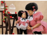 Popular Nigerian Actress Ronke Odusanya Shares Adorable Photo Of Her and Daughter As She Turns One