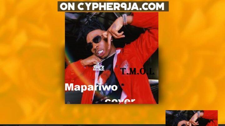 {Music} Mayorkun - Ma Pariwo {Cover}