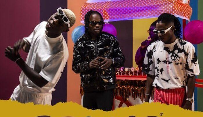 {Music} Mohbad Ft. Naira Marley & Lil Kesh – Ponmo Sweet