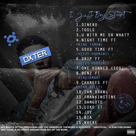 {Album} Dxterstefan - I Just Dey Start