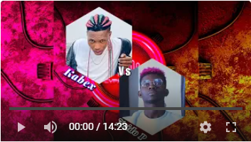 {Video} Kabex Vs Jaido P {Who is the King Of Rap???}