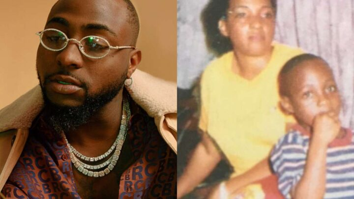 "Nigerian singer, David Adedeji Adeleke, better known as Davido, has shared the touching letter he wrote to his late mother Veronica Adeleke. Davido shares touching letter he wrote to his late mum Veronica Adeleke Veronica Adeleke died on the 6th of March 2003, before her death she was a lecturer at Babcock University. Davido has now taken to social media to remember his late mum, as she shared an old letter he wrote her. The superstar singer who expressed his love for his mother in the letter, captioned the photo he shared ""Look what I found, Sweet mother."" The letter was a touching one in which the young David was expressing his love for his mother."