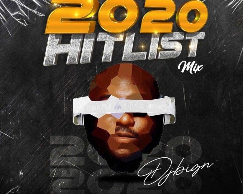 {Mixtape} DJ Big N – 2020 Hitslist Mix