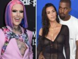 "Jeffree Star has put to relaxation the rumours of an affair between him and Kanye West. The make-up artist, who initially responded with a joke when the rumours first began, has now clearly denied the affair. He tweeted: ""I'm positively NOT sleeping with Kanye, however the quantity of rappers in my DM's is wilddddd bitch. Time to make successful tune in mattress."""