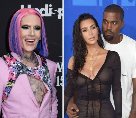 """Jeffree Star has put to relaxation the rumours of an affair between him and Kanye West. The make-up artist, who initially responded with a joke when the rumours first began, has now clearly denied the affair. He tweeted: """"I'm positively NOT sleeping with Kanye, however the quantity of rappers in my DM's is wilddddd bitch. Time to make successful tune in mattress."""""""