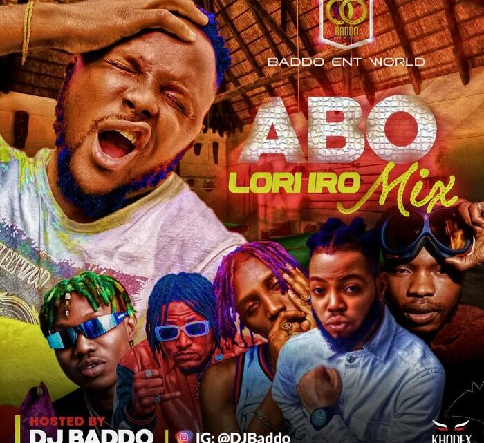 Download Now {Mixtape} DJ Baddo – Abo Lori Ro.mp3 Size: ( 208.96 Mb )