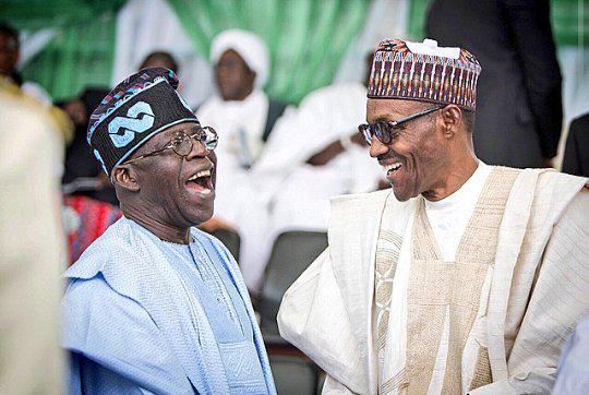 President Buhari Says Tinubu Is His Robust Ally