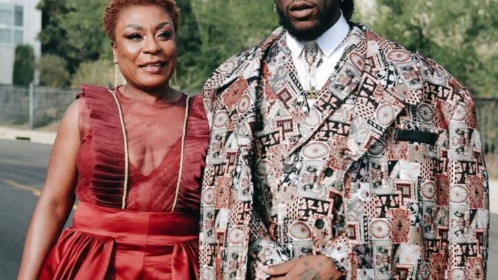 Damini Ebunoluwa Oguluidentified professionally asBurna Boy, is a Nigerian singer, songwriter, rapper, and dancer. He is without doubt one of the greatest and most profitable African artists. Who Is His Supervisor?🤔 Bose Oguluis a Nigerian educational, businesswoman and supervisor. She manages her son Burna Boy's musical profession and thus is also referred to asMama Burna. Wow spectacular! You recognize Burnaboy looks like a tough particular person in actual life, I don't know, simply assuming judging by his social existence and all that. Received me considering or questioning reasonably, who might've managed the self-acclaimed African Big and Odogwu had it been the mother wasn't accessible. Hmmm….. LET'S TALK!!Do You Assume Anybody Else Might've Managed Burnaboy Extra Higher Than His Mom? Drop your remark under 👇