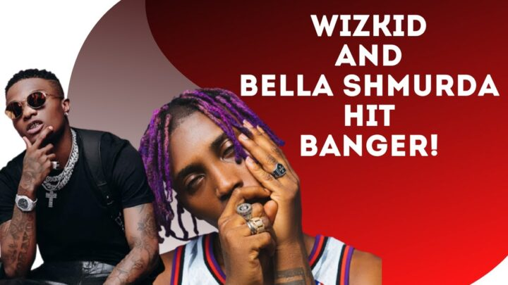 "Is Wizkid & Bella Shmurda's Forthcoming Song ""E Don Spoil"" A Davido's Diss Track? (SEE THIS)"