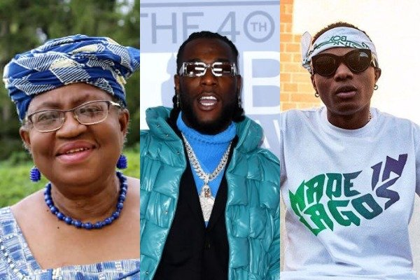 ",""Ngozi Okonjo-Iweala Applauds Burna Boy And Wizkid Over Grammy Win"