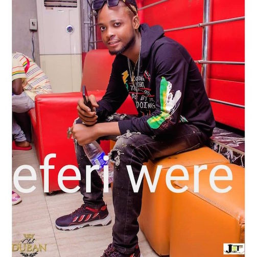 "Nigerian talented singer and music producer, Professional Beat is back once with a new free beat dubbed Eferi Were. All upcoming artistes, rising artistes and disk jockey's and many more can jump on the beat and make a freestyle. ""Eferi Were"" by Professional Beat is another banging instrumental in the now right now. Check it out below and share your thought. Listen up!! Download Now FREE BEAT: Professional Beat – Eferi Were.mp3 Size: ( 3.31 Mb ) Direct Download"