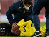 Main concern as Villarreal star Chukwueze stretchered off in opposition to Arsenal