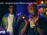 MP4 DOWNLOAD: Davido Ft. Chris Brown Young Thug – Shopping Spree